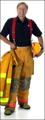 martin lesperance, firefighter, paramedic, safety meeting speaker